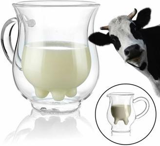 Milchknnchen aus Glas