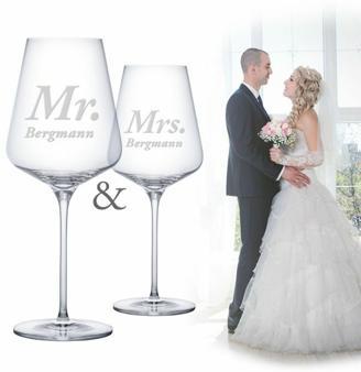 Weinglser - Mr and Mrs