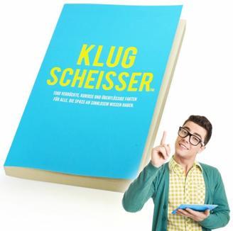 Unntzes Wissen Buch - Klugscheisser