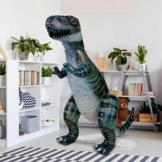 Aufblasbarer Dino - T-Rex XXL