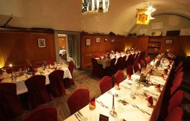 Historisches Dinner Königstein