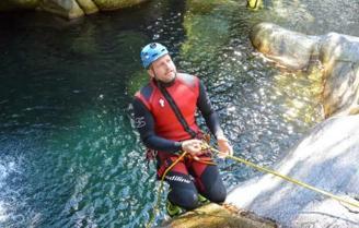 Canyoning-Tour Gmund am Tegernsee