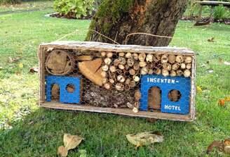 DIY-Insektenhotel