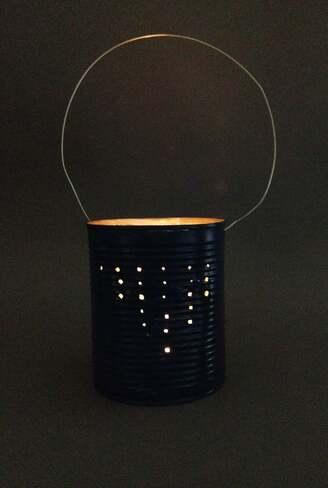 DIY-Outdoor-Windlicht
