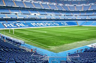 Fußball Reise mit Real Madrid Ticket (4 Tage)