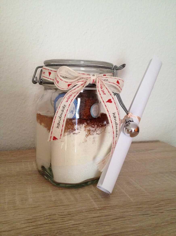 DIY – Geschenk zum Selberbacken