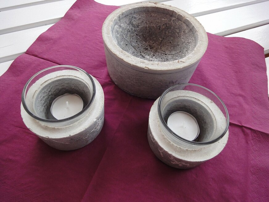 DIY – Teelichthalter verschenken