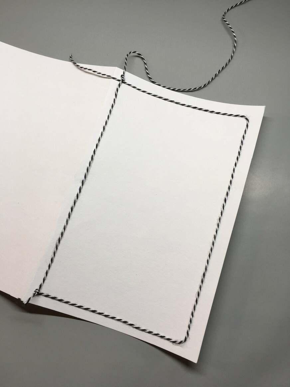 DIY-Geschenkkarte