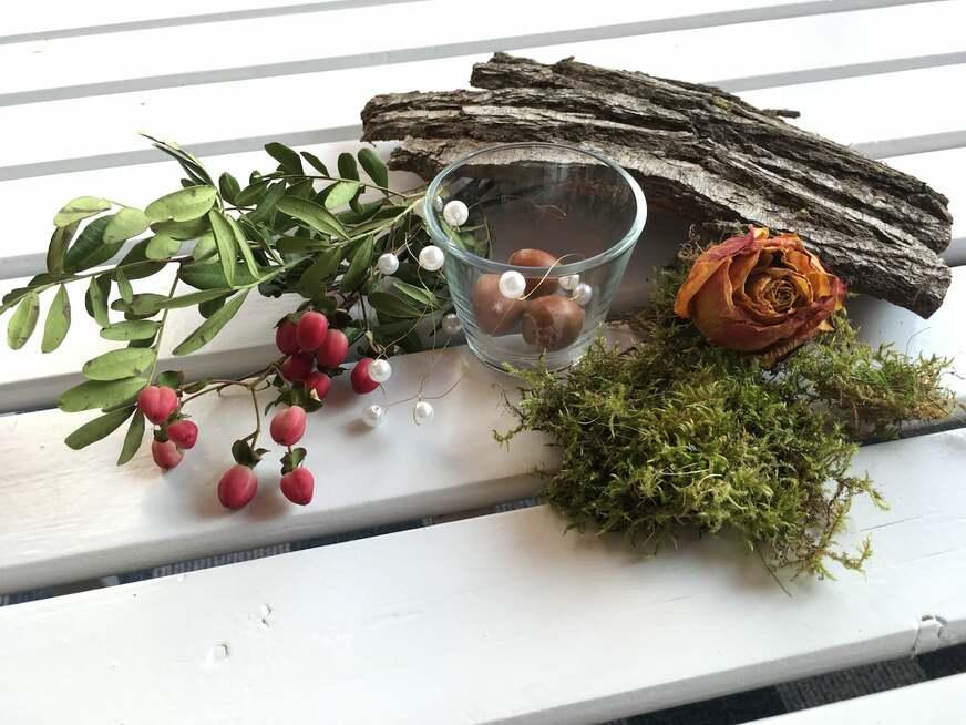 DIY-Herbstarrangement