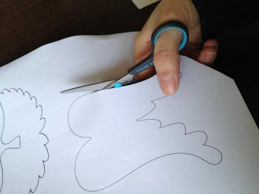 DIY–Geschenke mit Engelsflügeln