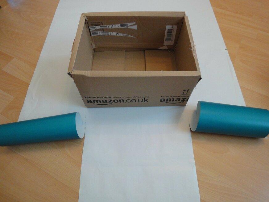 Geschenkverpackung selbst gestalten