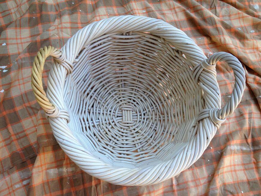 Pflanzen in DIY-Körben verschenken