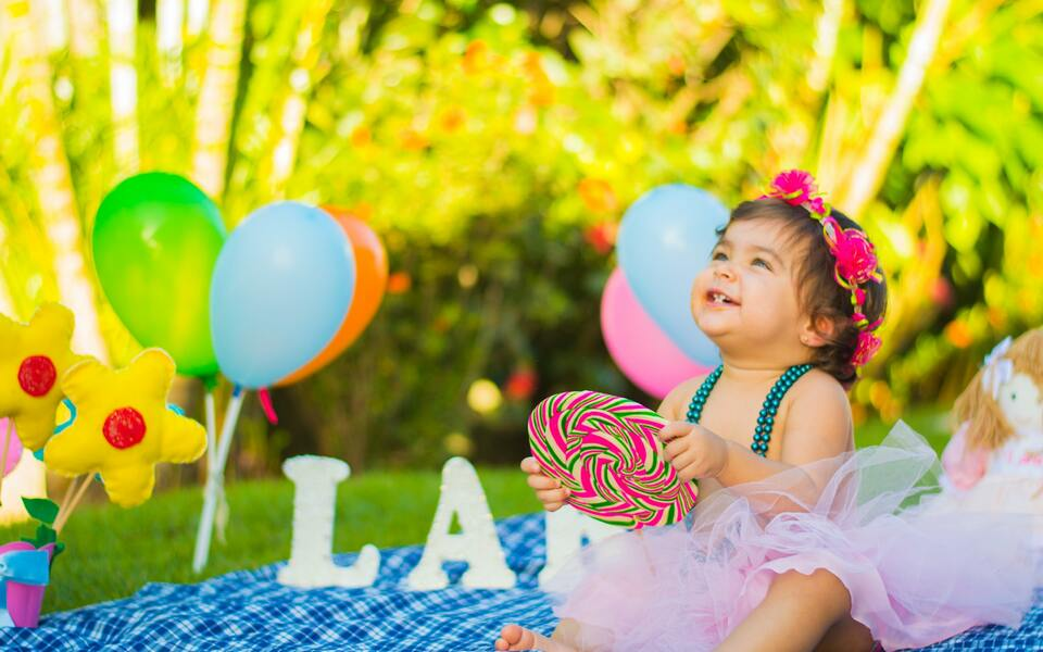Geschenke zum 1. Geburtstag: Die besten Geschenkideen