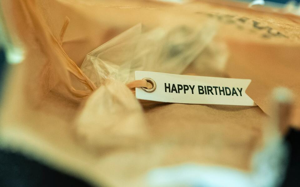 Geschenke zum 20. Geburtstag: Die besten Geschenkideen