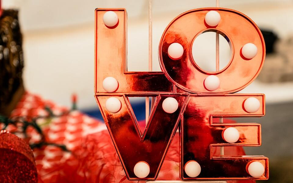 Romantische Geschenke für Verliebte & Liebende