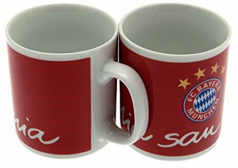 FC Bayern Kaffeebecher Mia San Mia, 0,3 ltr