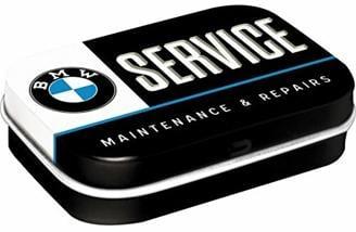 Nostalgic-Art 81337, BMW Service, Pillendose