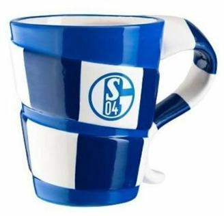 """FC Schalke 04 Tasse """"Schal"""""""