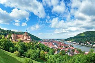 Jochen Schweizer Geschenkgutschein: Kulinarische Stadtführung durch Heidelberg