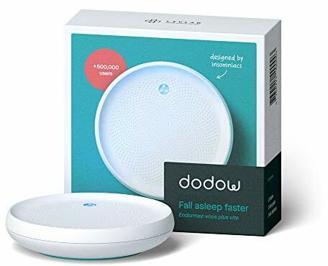 Dodow – Einschlafhilfe- Schon mehr als 500.000 Benutzer schlafen schneller ein!