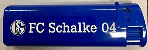 "FC SCHALKE 04 Feuerzeug blau 2 er-Set ""NEU"""