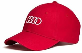 Audi collection 3131701010 Audi Ringe Cap, Rot
