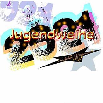 DigitalOase Glückwunschkarte zur Jugendweihe 2021 Grußkarte Jugendweihekarte Format DIN A4 A3 Klappkarte PanoramaUmschlag #WALK
