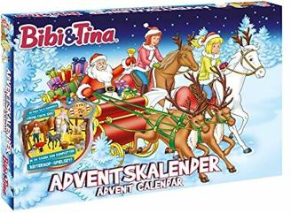 Craze 57460 Adventskalender Bibi & Tina-Martinshof